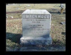 Adaline L. <i>Harshbarger</i> Blackwood