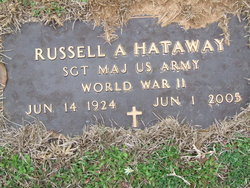 Russell Alfred Hataway