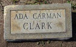 Ada Carman Clark
