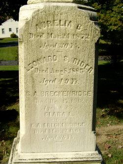 Pvt George A. Breckenridge