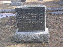 Luther Baker