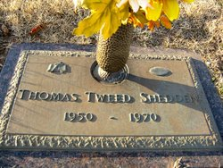 Thomas Tweed Shedden