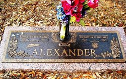 Charles W Ta-Taw Alexander