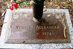 Vernie Ellen <i>Barrett</i> Alexander
