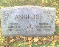 Adolph Ambrose