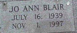 Jo Ann Blair