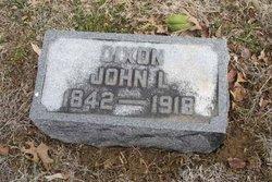 John Lewis Dixon