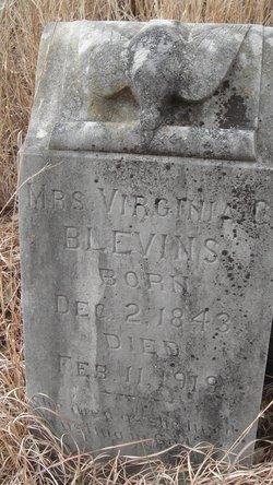 Virginia C Jennie <i>Howell</i> Blevins