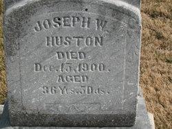 Joseph Walter Joe Huston