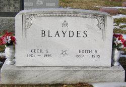 Cecil S Blaydes
