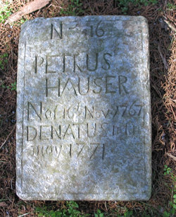Petrus Peter Hauser