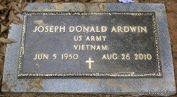 Joseph Donald Ardwin