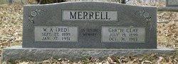 William Arthur Red Merrell