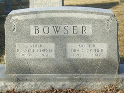 Russel Bowser