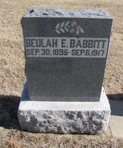 Beulah Esther Babbitt
