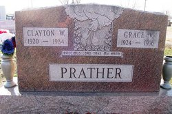Clayton W Prather, Sr