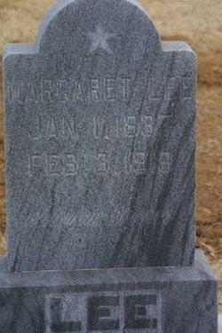 Margaret <i>Scott</i> Lee
