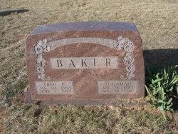 Fred E Baker