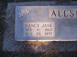 Nancy Jane Allspach