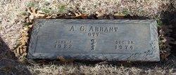 Dr Arthur G Arrant