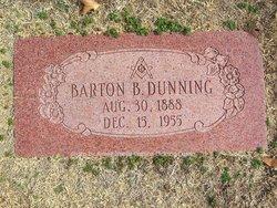 Barton B Dunning