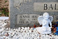 Jennie Mae Bales
