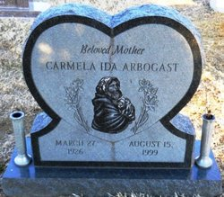 Carmela Ida Arbogast