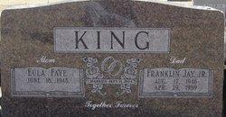 Franklin Jay King, Jr