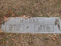 Alma G. Moore