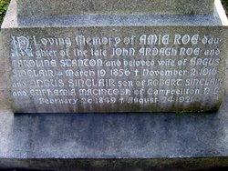 Amie <i>Roe</i> Sinclair