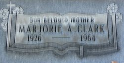Marjorie Arlene <i>Porter</i> Clark