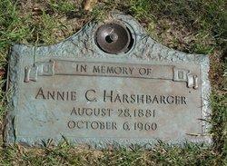Annie Colena <i>Chittum</i> Harshbarger