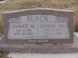 Eunice <i>Maxfield</i> Black