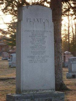 Edward Oliver Plaxton