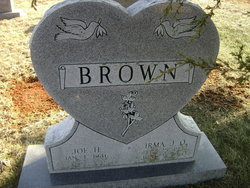 Irma Johanna Ottilie <i>Alt</i> Brown