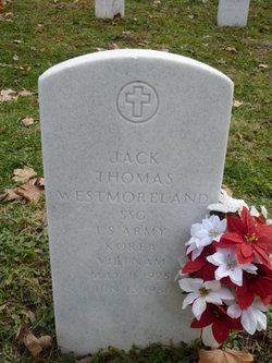 Jack Thomas Westmoreland
