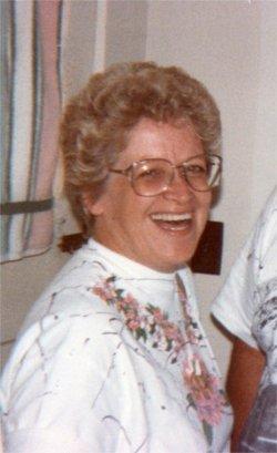 Betty Lou <i>Gesell</i> Garrett