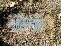Annie Lane Whitby