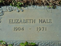 Elizabeth Jean Hale