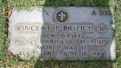PFC Vincent P Brizich, Jr