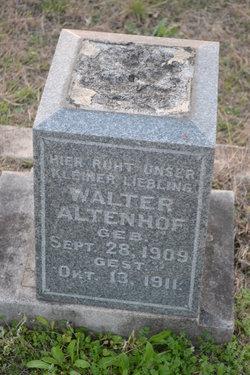Walter Altenhof