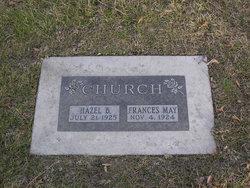 Frances May Church