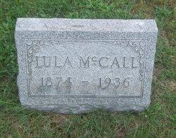 Lula E <i>McCall</i> Hartman