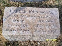 Isadore John Babyak