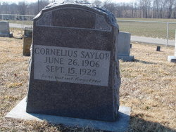 Cornelius Saylor