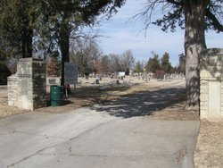 Saint Mary's Cemetery