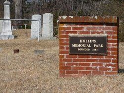 Hollins Memorial Park