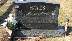 Erik Wayne Hayes