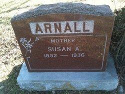 Susannah A. <i>Wells</i> Arnall