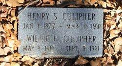 Henry Solomon Culipher